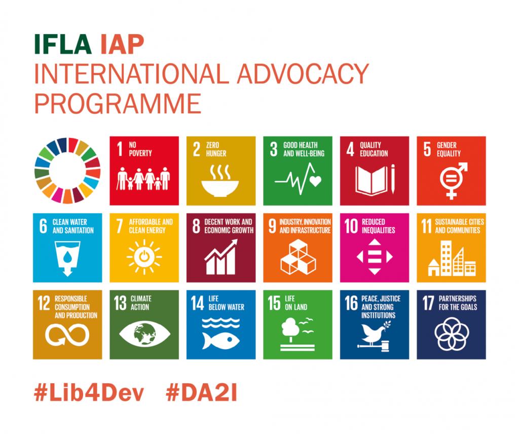 IFLA IAP - International Advocacy Programme