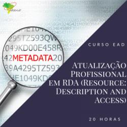 Curso: Atualização Profissional em RDA (Resource: Description and Access)