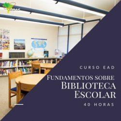 Fundamentos sobre biblioteca escolar